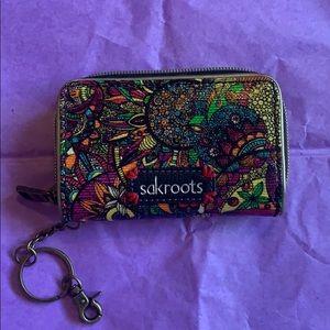 Sakroots little wallet